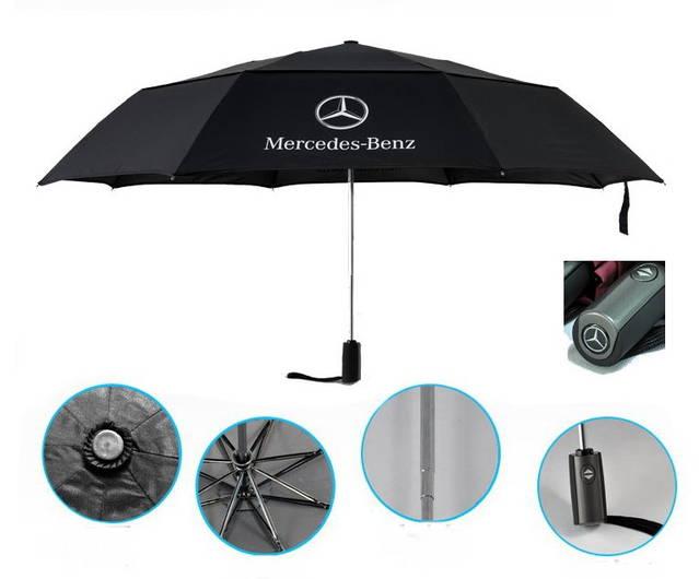 Mercedes-Benz Benz Regenschirm Automatik Taschenschirm Fan Geschenk