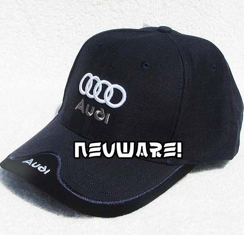 Audi Auto Fan Liebhaber Cap Kappe Mütze Cap Kleidung Neuheit 4 Farben im Verkauf
