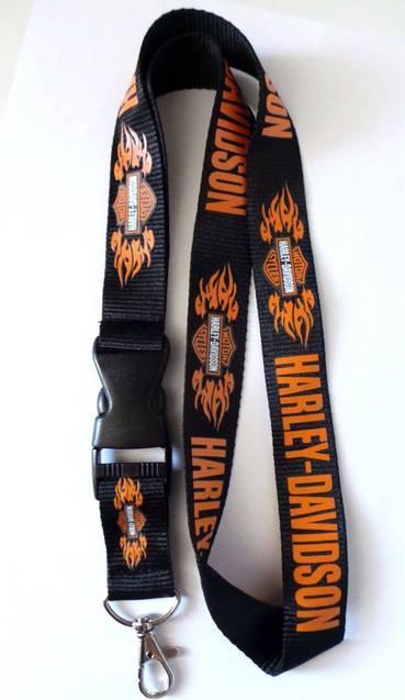 Harley-Davidson Schlüsselband Harley Schlüsselanhänger Harley Fan