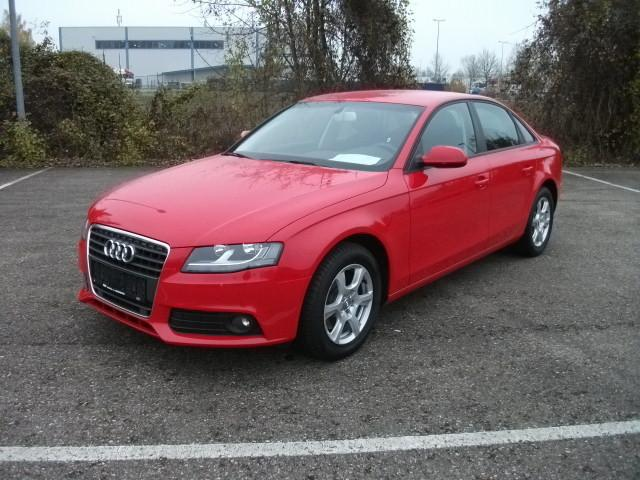 2009 Audi A4 2.0 TDI DPF Attraction