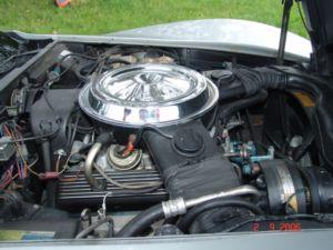 Chevrolet Corvette L82 Targa Jg. 1980