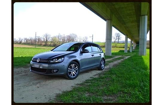 VW Golf VI 1.4 TSI Team-Edition