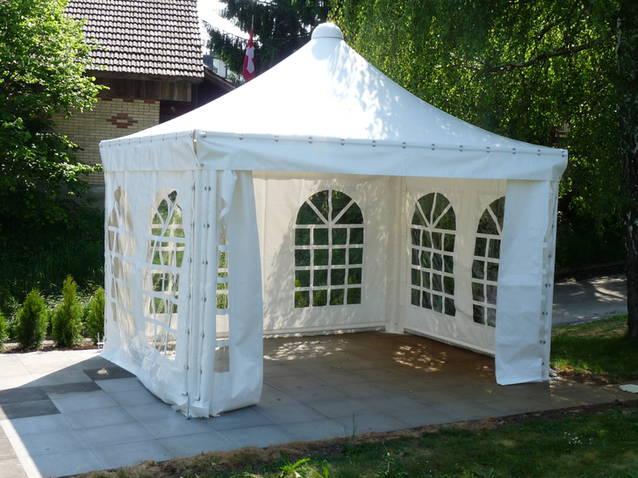 Pavillon, Carport, Unterstand,  Gartenzelt