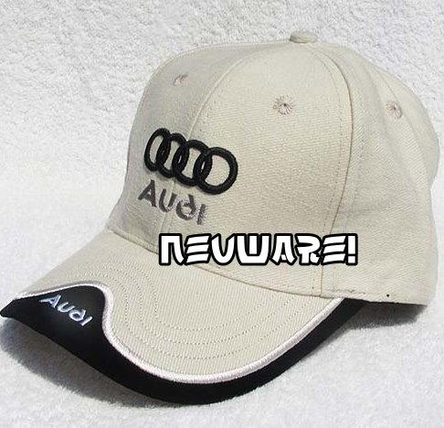 Audi Auto Fan Cap Kappe Mütze Kappe div. Farben