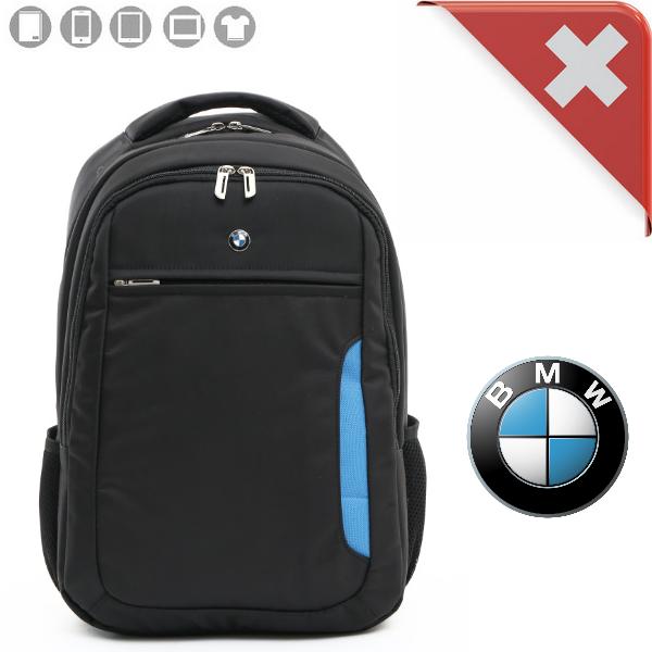 BMW Auto Rucksack Fan Schwarz Reisen Outdoor Geschenk Fanshop