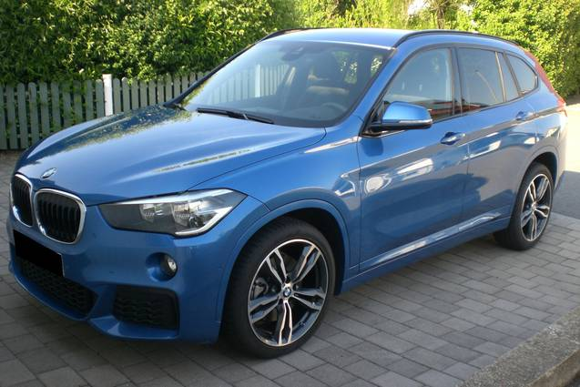 BMW X1 xDrive20d Aut. M Sport, AHK, Head-Up Display