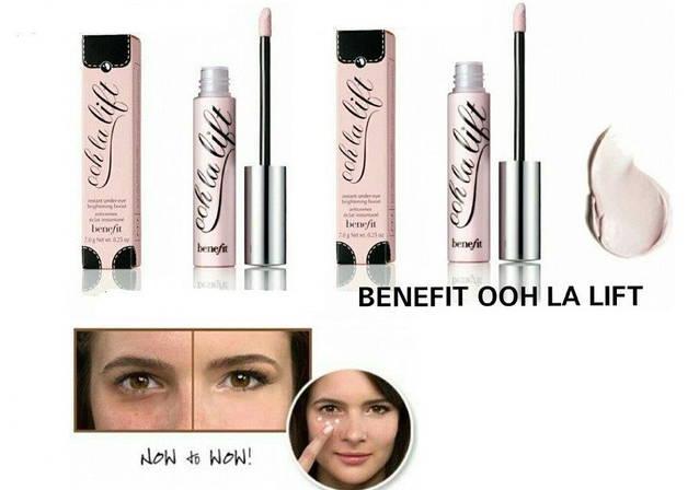 Benefit Ooh La Lift Creme Concealer 8 Std Schlaf aus d. Tube Makeup