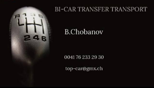 Bi-Car Transfer Transport