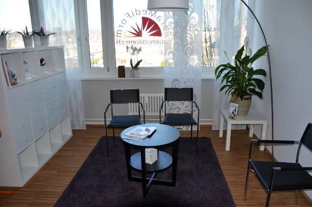 Büro/Praxisräume zur Mitbenützung