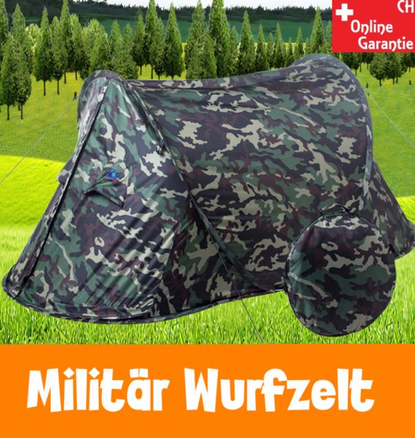 Camouflage Militär Wurf Zelt Wurfzelt Pop Up Zelt Camping Festival Jagd Schnell Rapid Popup Zält kleines Packmass