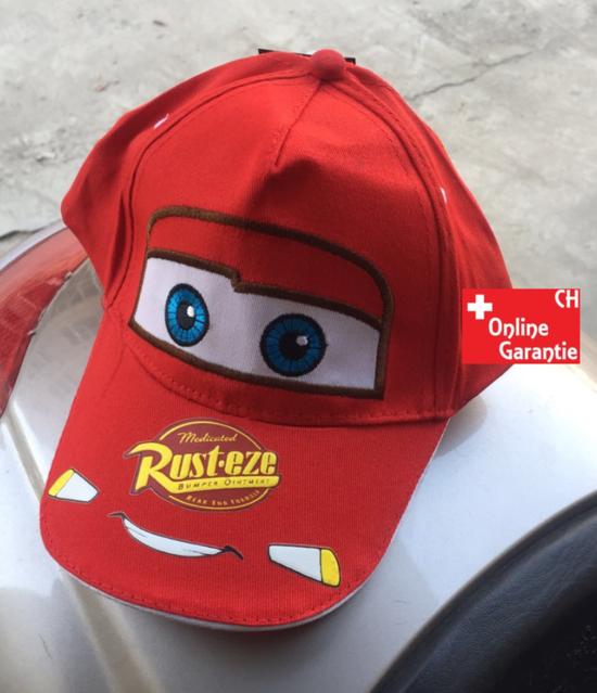 Disney Cars Kinder Cap Basecap Kappe Mütze Basketball Auto Junge Kind Kinder Geschenk Fan