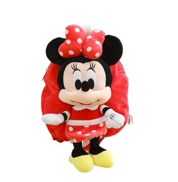 Disney Minnie Maus Minnie Mouse Rucksack Tasche Schule Schultasche Schulranzen Mädchen Kindergarten Primarschule Fan