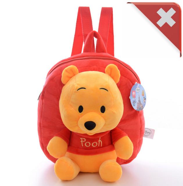Disney Winnie the Pooh Pu der Bär Kind Kinder Rucksack Tasche Schultasche Schulranze Kindergarten Primarschule