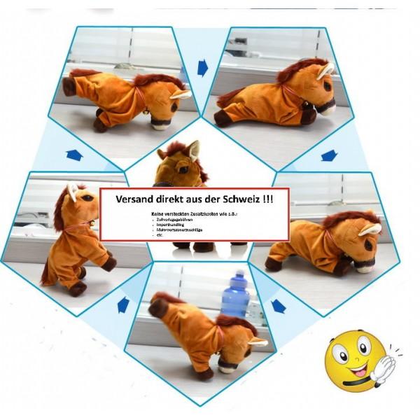 Elektrisches pferde spielzeug pferd pony kinder mädchen