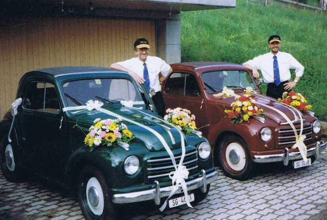 Fiat Topolino C Veteranenfahzeug