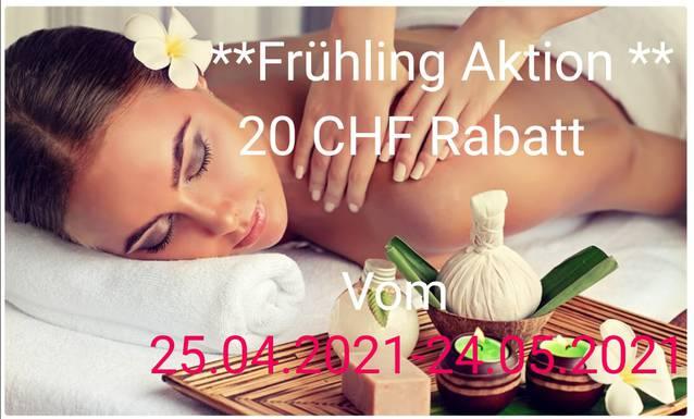 Gesundheit Tha iMassage in Zürich