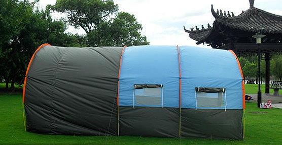 Grosses Tunnel Zelt Partyzelt Hauszelt Festzelt Camping Reisen Wandern