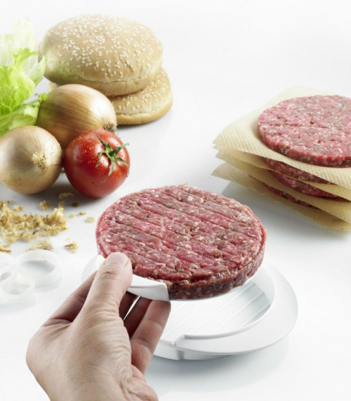 Hamburger Presse Burger Hamburgerpresse Hamburgermaker Frikadellen Presse