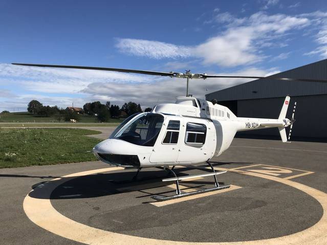 Helikopterflug Gutschein