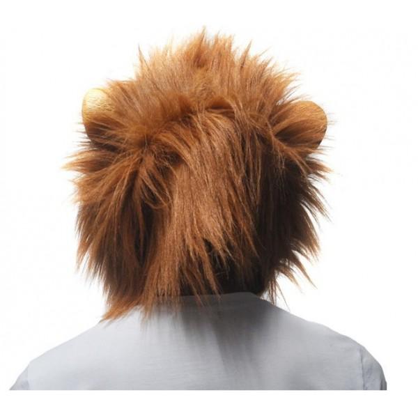 Löwen Löwe Maske Tiermaske Halloween Fasnacht Party
