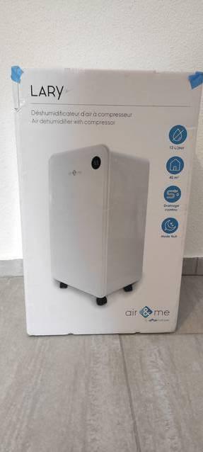 Luftentfeuchter von LARY Air & Me