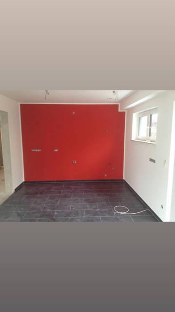 Malen, Fensterläden streichen, Zimmer streichen