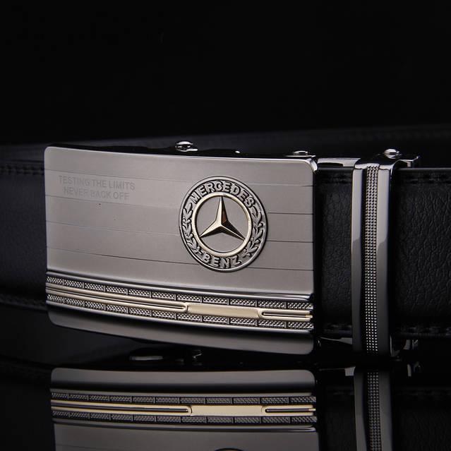 Mercedes-Benz Auto Leder Benz Gurt Gürtel Unisex Ihn oder Sie Fan Accessoire