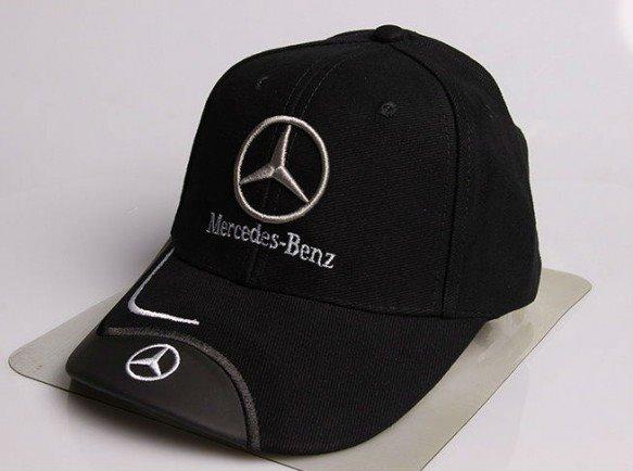 Mercedes-Benz Benz Cap Kappe Mütze Fan Shop diverse Farben Baumwolle Braun Schwarz Rot Blau