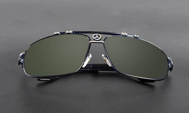 Mercedes-Benz Mercedes Benz Brille Auto Sonnenbrille Fan Geschenk