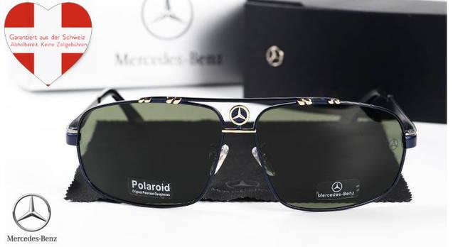 Mercedes-Benz Mercedes Benz Brille Auto Sonnenbrille Fan