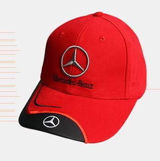 Mercedes-Benz Mercedes Benz Kappe Mütze Fan Shop