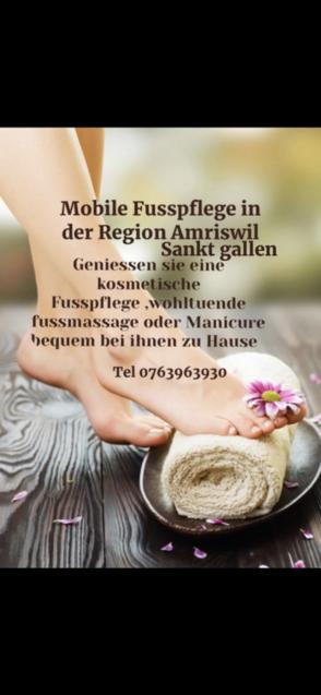 Mobile Fusspflege /Fusspflege