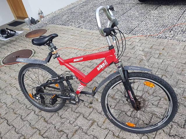 Mouten- Bike