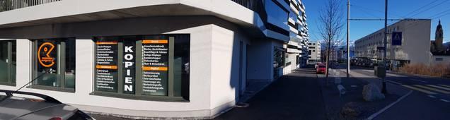 Nachmieter für ein Neubau-Ladenlokal in bester Lage in Emmenbrücke