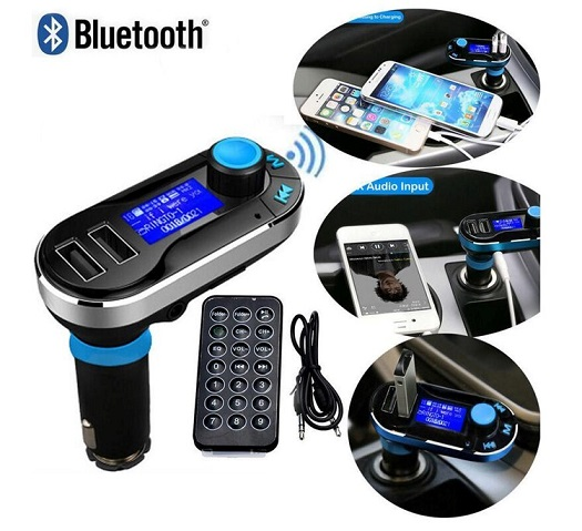 neueste bluetooth car kit auto mp3 musik player mit usb. Black Bedroom Furniture Sets. Home Design Ideas