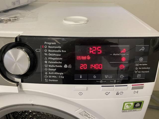 Orginal Waschmaschine Electrolux Waschmaschine 9kg orginal verpackt  Garantie noch bis Juni 2023 Wurde noch nie benützt