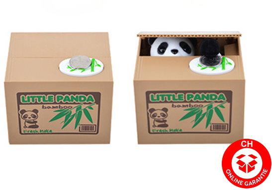 Panda Geld Sparbox Spardose Sparschwein Schwein Geschenk