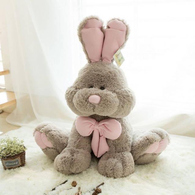 Plüsch Hase Plüschhase Plüschtier Kaninchen Bunny Hasi Geschenk Gross Kinder Freundin 120cm XXL