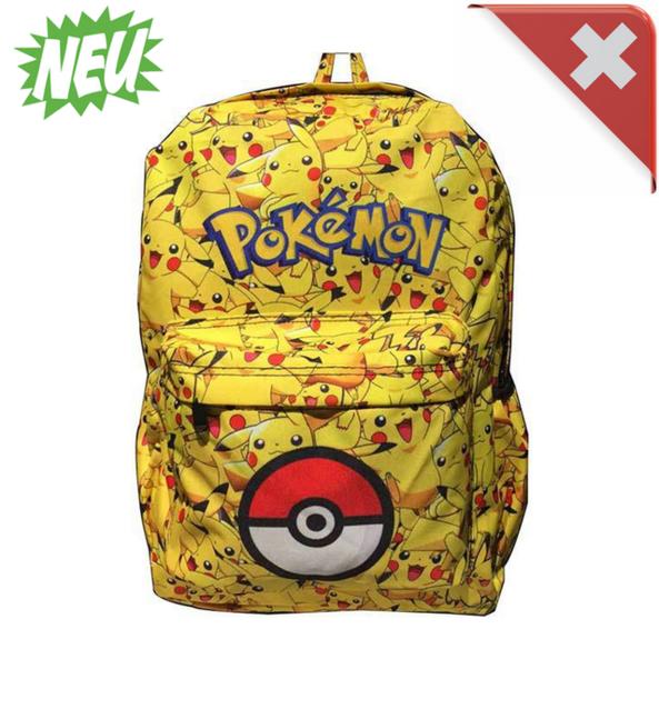 Pokémon Pikachu Kinder Kinderrucksack Rucksack Kleinkinder Schulranzen Kindergarten Primarschule