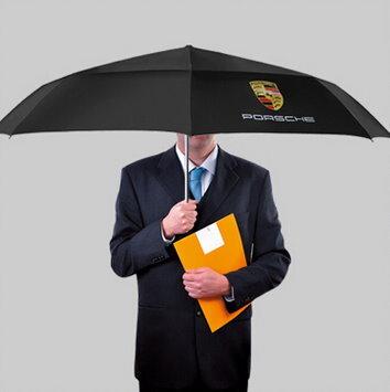 Porsche Fan Regenschirm Taschenschirm Lifestyle Outdoor Öffnungsautomatik Schutzhülle Schweiz