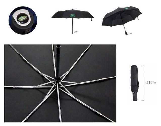 Range Rover Fan Regenschirm Taschenschirm Regen Schutz Geschenk