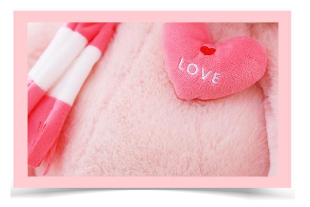 Schwein Plüsch Plüschtier XXL Schweinchen Plüschschwein Säuli Geschenk Frau Kind 210cm Love Liebe verliebtes Paar