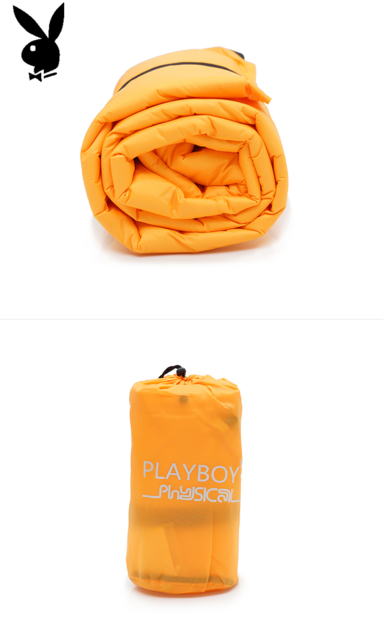 Selbstaufblasbare Playboy Physical Luftmatratze Luft Matratze Schlafsack Schlafmatte Camping Outdoor
