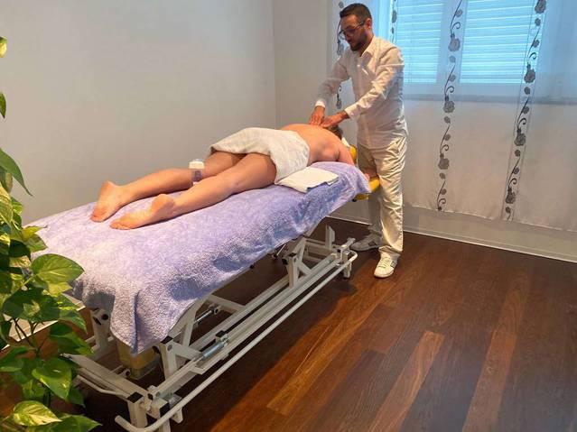 Sinnliche Massage