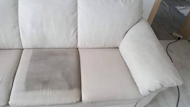 Sofa- und Polster-Reinigung vor Ort