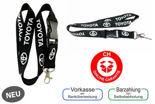 Toyota Auto Schlüssel Anhänger Schlüsselanhänger Fan Shop
