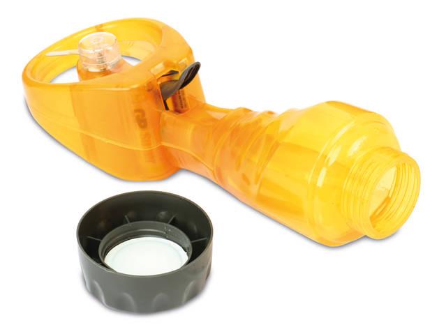Ventilator mit Sprühflasche Wassersprüher Mini Ventilator Fan für Unterwegs Outdoor Indoor Büro