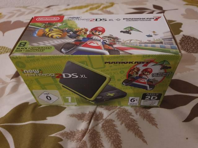 Verkaufe Nintendo 2DS XL Paket