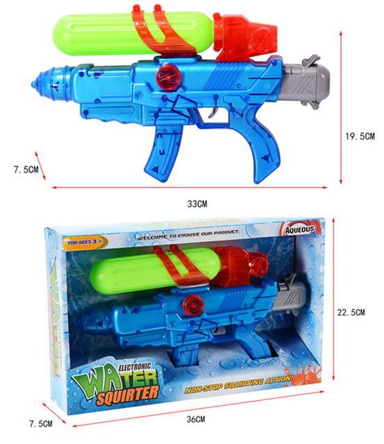 Wasserpistole Wassergewehr Automatisch Batterien Sommer Spass Kinder Kids Gewehr