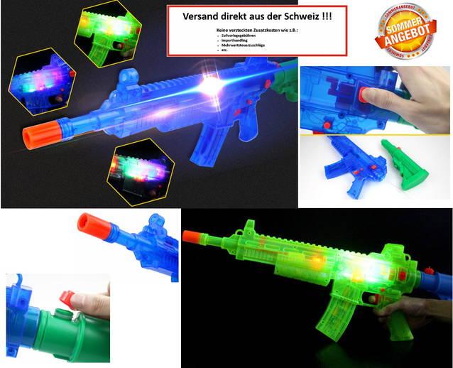 Wasserpistole Wassergewehr XXL Sommer Spielzeug Wasser Gewehr Pistole Sommerspielzeug MG Automatisch Elektrisch Batteriebetrieben
